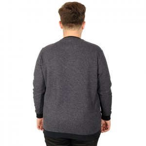 Big Tall Men s Sweatshirt 20136 Navy